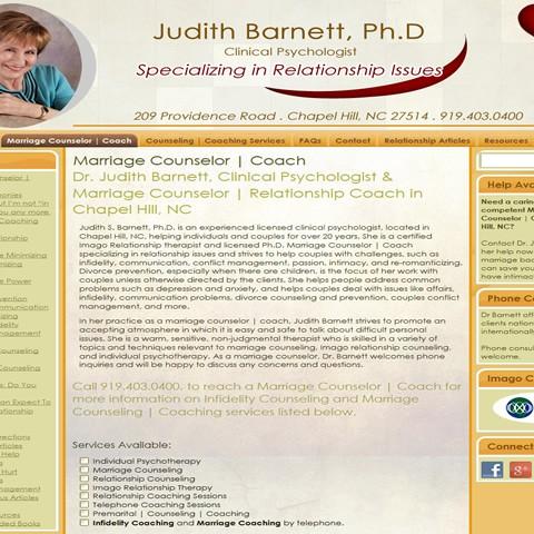 Judith S. Barnett, Ph.D.